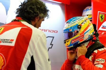 Fernando Alonso podría romper su contrato con Ferrari unilateralmente