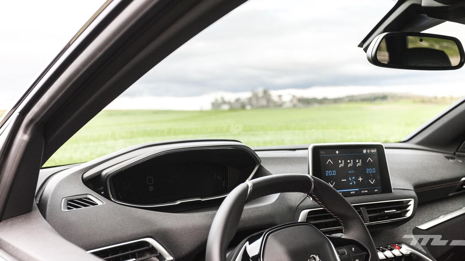 Foto de Peugeot 5008 2018, prueba (47/58)