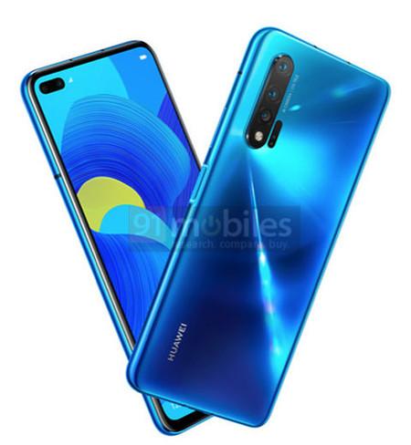 Huawei Nova 6 5g 1