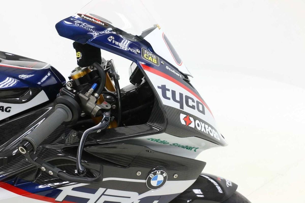 Foto de BMW HP4 Race preparada para Michael Dunlop (6/16)
