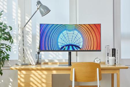 Samsung S8, S7 y S6: los nuevos monitores profesionales de Samsung llegan con sistemas antifatiga ocular mejorados