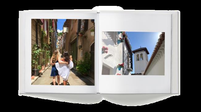 4ee504d62a01d Google Photo Book llega a España  así puedes comprar tu libro ...