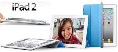 Precios del iPad 2 subvencionado con Orange desde 319 euros