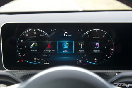 Mercedes-Benz A 200 2018, prueba