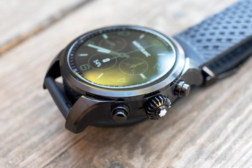 Montblanc Summit 2+, análisis: esto es lo que da de sí un smartwatch de 1.190 euros en el año 2020