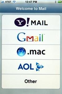 Mail acorta la duración de la batería en iPhone/iPod Touch