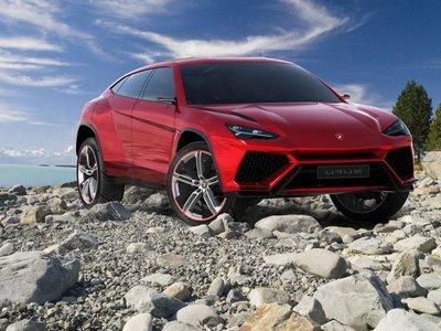 La Lamborghini Urus será el único vehículo plug-in hybrid de la marca