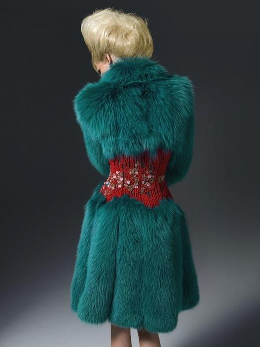 Foto de Atelier Versace Otoño-Invierno 2011/2012 (9/25)