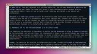 Los 5 editores de texto y código que debes probar si usas Mac OS X