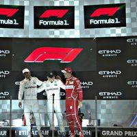 2017 finiquitado, 2018 mode on. La Fórmula 1 presenta logo y tipografía para la nueva era
