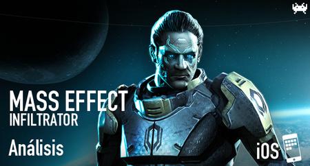 'Mass Effect: Infiltrator' para iOS: análisis