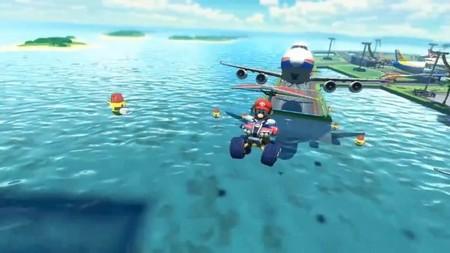 Un aeropuerto y varios bebés en el nuevo vídeo de 'Mario Kart 8'