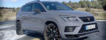Probamos el CUPRA Ateca Limited Edition: un coche SUV dinámicamente casi perfecto, muy exclusivo por acabados y precio