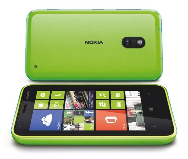 Nokia Lumia 620 cámara