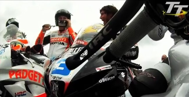 TT 2011 categoría Supersport 2