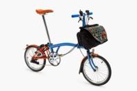 Barcelona Brompton, la bicicleta 'city inspired' más llamativa