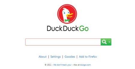 DuckDuckGo, buscador que respeta la privacidad del usuario