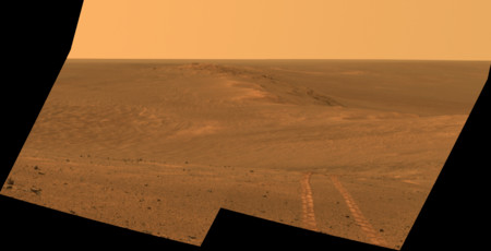 desierto marte