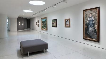 Installation Srgm Thannhauser Gallery