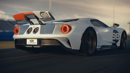 Ford Gt 2020 Heritage Edition 002