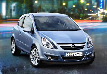Opel Corsa D 4