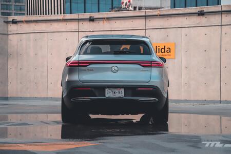 Mercedes Benz Eqc 2021 Prueba De Manejo Opiniones Precio 27