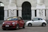Castagna viste al Fiat 500 con su kit Cinquino