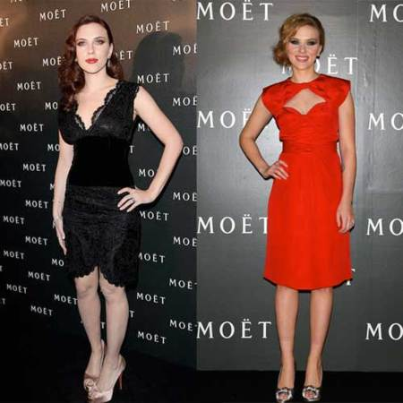 Scarlett Johansson rinde tributo al cine