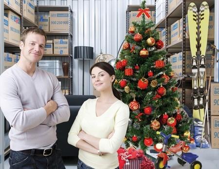 Cómo guardar el árbol de Navidad y otros adornos después de las fiestas