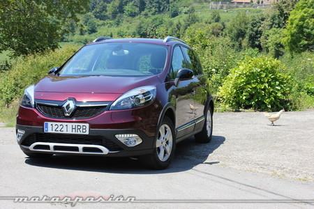 Renault Scénic XMOD 2013