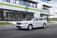 El Škoda Octavia Green E Line empieza a rodar por la República Checa