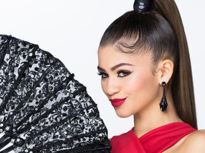 Zendaya se convierte en la nueva chica CoverGirl