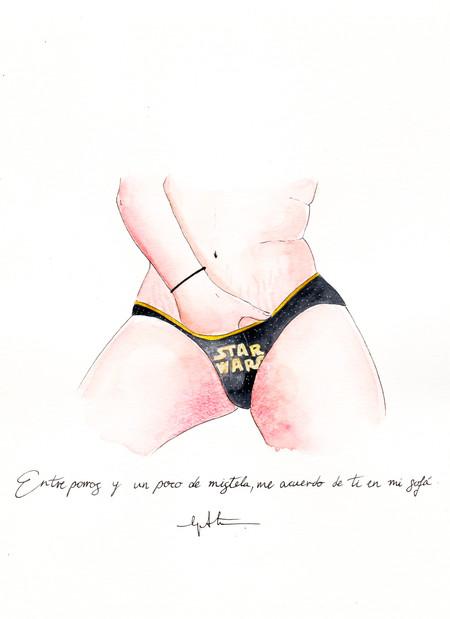 La ilustración queer que nos representa: Cynthia Veneno