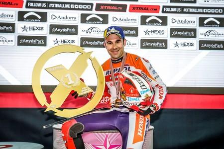 ¡Cinco de seis victorias! Toni Bou remata su 25º título mundial de X-Trial ganando en Andorra