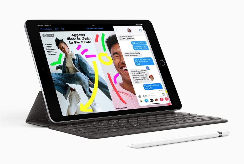 El nuevo iPad nos gusta por su CPU y su cámara frontal, pero nos gusta más por sus 64 GB de partida