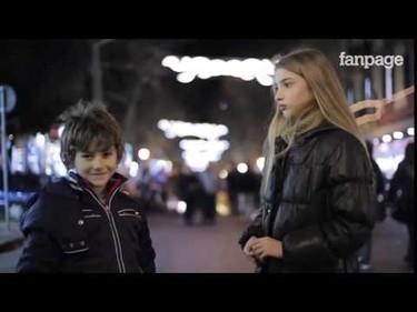 ¿Qué pasa si le pides a un niño que pegue a una niña?: curioso experimento con niños