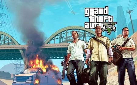 Tres millones de copias de 'GTA V' para su lanzamiento en el Reino Unido
