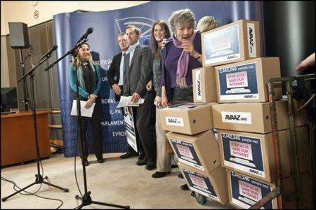 El Parlamento Europeo ya sabe que no queremos el ACTA