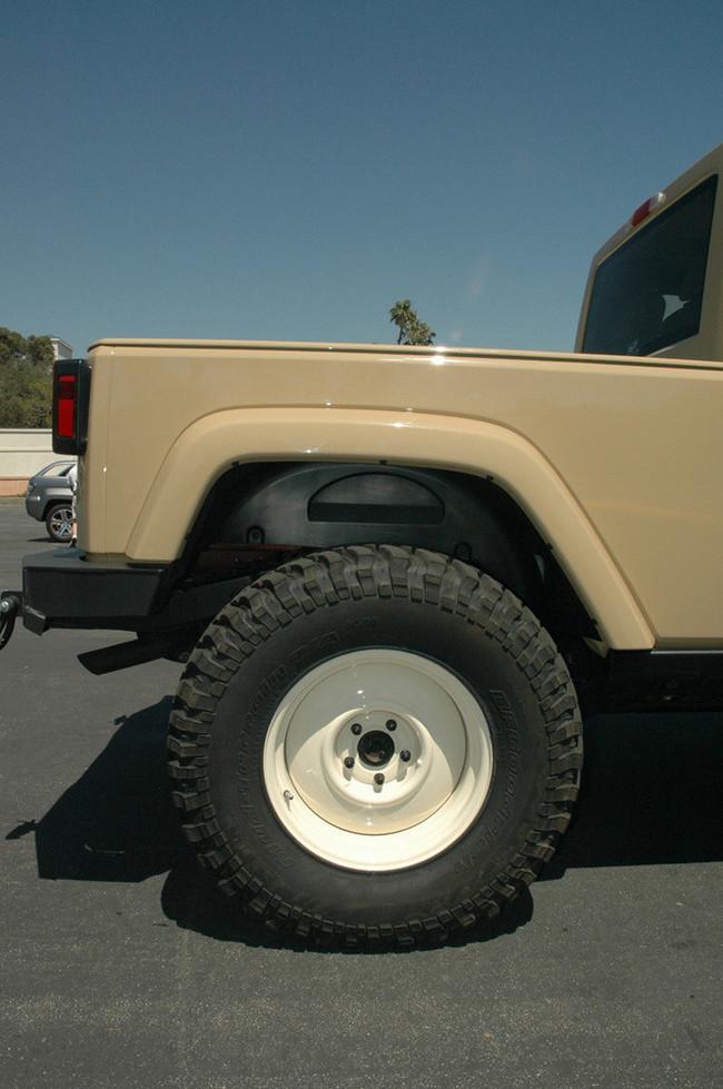 Foto de Jeep Wrangler JT Concept (24/33)