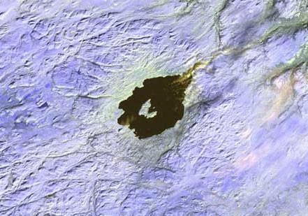 Crater Lago Mistastin