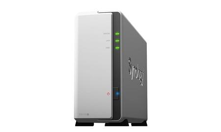 Synology DS115J, un servidor NAS básico, que esta mañana en la Red Night de Mediamarkt sólo cuesta 79 euros