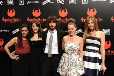 Premiere de Águila Roja en Madrid: de todo un poco