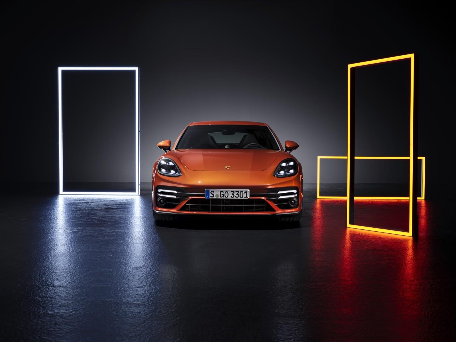 Foto de Porsche Panamera 2021 (33/57)