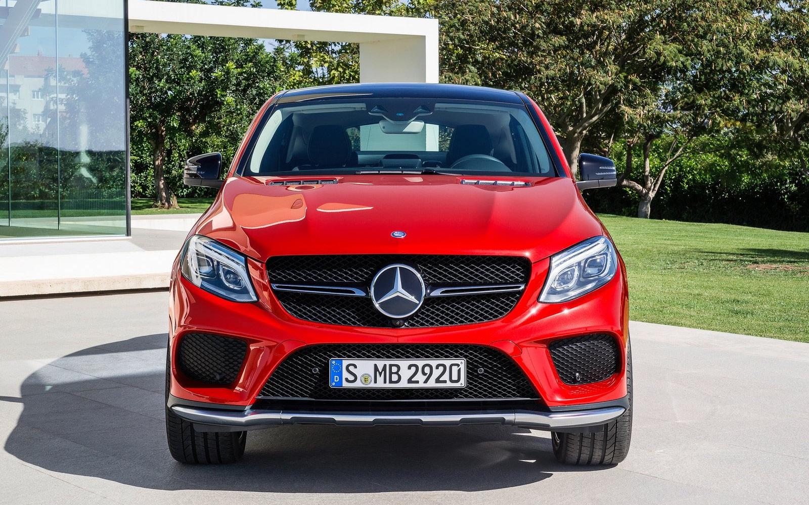 Foto de Mercedes-Benz GLE Coupé (15/31)