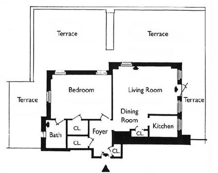 Foto de Casas de famosos: la casa de Jennifer Aniston (II) (5/5)