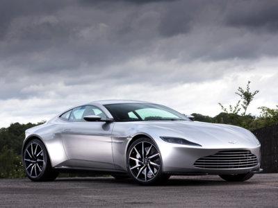 Esta es tu única oportunidad de hacerte con un Aston Martin DB10