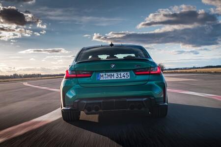 BMW M3 Competition Prueba Contacto 64