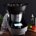 ALDI presenta el MultiCooker Touch de Masterpro, un robot de cocina conectado con Wi-Fi con acceso a más de 350 recetas