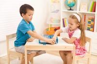 Juegos de mesa para menores de seis años