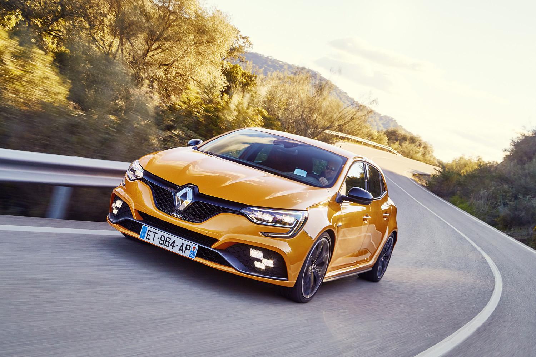 Foto de Renault Mégane R.S. 2018, toma de contacto (95/129)